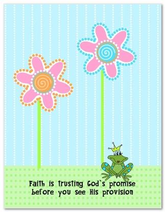 Trusting God's Promises
